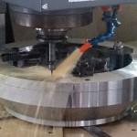 CNC machining forge steel for Mining Australia