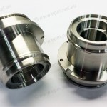 Custom stainless steel fittings for Oil & Gas, cnc machining Perth