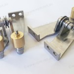 Stainless steel brass & cable guides for Oil & Gas, machining Perth