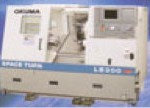 Okuma Lathe Space Turn LB300MY