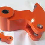 Tamrock JAW MOUNT (modified) OEM Ref: CX019641M EPM Ref TA526M